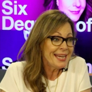 VIDEO: Allison Janney Talks 'SIX DEGREES'; Sings Musical Theater Classics