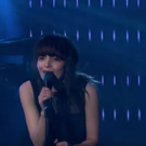 VIDEO: Chvrches Performs 'Clearest Blue' on LATE LATE SHOW