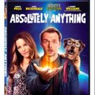 Sci-Fi Comedy ABSOLUTELY ANYTHING Comes to DVD and Digital HD 6/27
