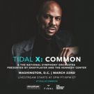 TIDAL To Livestream COMMON & National Symphony Orchestra