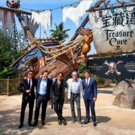 Photo Flash: Johnny Depp, Orlando Bloom & More Attend PIRATES OF THE CARIBBEAN: DEAD MEN TELL NO TALES Shanghai Premiere