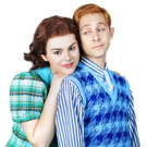 Photo Flash: New Portrait of Ruby Rakos and Michael Wartella in 'CHASING RAINBOWS' at Flat Rock Playhouse