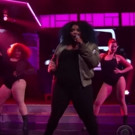 VIDEO: Lizzo Performs New Single 'Ain't I' on LATE SHOW