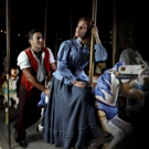 Photo Flash: Sneak Peek - Nicholas Rodriguez and Betsy Morgan in Costume for CAROUSEL at Arena Stage