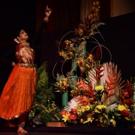 Unique Performance Melds Classical Bharatnatyam Dance with Japanese Ikebana