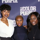 Photo Coverage: Meet THE COLOR PURPLE's Jennifer Hudson, Cynthia Erivo, Danielle Brooks, and More