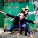 Kindie Duo PLAY DATE Makes NYC Debut with Free Show Today