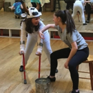 Photo Flash: In Rehearsal for Epic Fairytale INTO THE WOODS at BTC