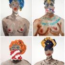 Nadine Faraj's NAKED REVOLT Exhibition to Open This Fall at Anna Zorina Gallery