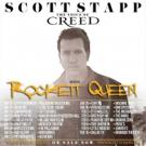 Rockett Queen to Support Scott Stapp on U.S. Tour