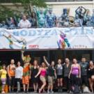 NYC Bodypainting Day Celebrates Free Artistic Expression, 7/18