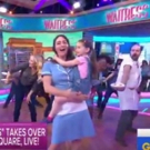 VIDEO: Sara Bareilles & Cast of WAITRESS Give Surprise Pop-Up Performance on GMA