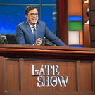 THE LATE SHOW WITH STEPHEN COLBERT Delivers Largest Weekly Audience Since February