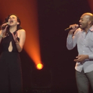 VIDEO: Watch Mandy Gonzalez and Brandon Victor Dixon Take on BRIDGES at Miscast!