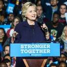 Social: Hillary Clinton Receives Standing Ovation at SUNSET BOULEVARD