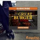 Competition Series THE NEXT GREAT BURGER Debuts on Esquire Network Tonight