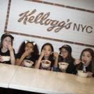 Photo Flash: SCHOOL OF ROCK Kids Nom After-School Snack at Kellogg's NYC