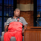 VIDEO: Tracy Morgan Opens Up on Near-Death Experience on LATE NIGHT