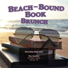 The Beach-Bound Book Brunch is Announced, 5/21