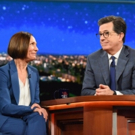 VIDEO: Laurie Metcalf Warms Up for Broadway with Tongue Twister Competition on LATE SHOW