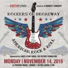 Theatre Vets to Hit the Stage for ROCKERS ON BROADWAY: AMERICAN ROCK & ROLL Charity Event