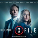 Insight Editions Presents THE COMPLETE X-FILES, BEHIND THE SCENES, THE MYTHS, AND THE MOVIES