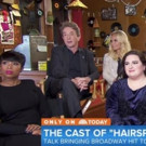 VIDEO: All-Star Cast of HAIRSPRAY LIVE! Stop By NBC's 'Today'