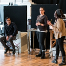 Photo Flash: In Rehearsal for Steppenwolf for Young Adults' Production of Orwell's 1984