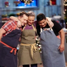 Broadway Dancer Competes in Final Round of Food Network's 2015 HOLIDAY BAKING CHAMPIONSHIP