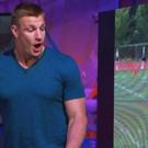 NFL Superstar Rob Gronkowski to Host CRASHLETES on Nickelodeon, 7/5