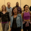 BWW TV: What's IN TRANSIT All About? Go Inside Rehearsal with the Cast!