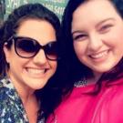 PHOTO: Two Tracys! Marissa Jaret Winokur Meets HAIRSPRAY LIVE's Maddie Baillio