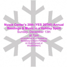 BWW Preview: READINGS & MUSIC IN A HOLIDAY SPIRIT at The Nyack Center