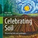 Springer Releases CELEBRATING SOIL