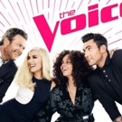 THE VOICE Remains No. 1 Show as NBC Wins 6th Monday in a Row Among Big 4