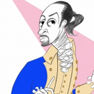 BWW Exclusive: Ken Fallin Draws the Stage - HAMILTON's Lin-Manuel Miranda
