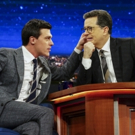 VIDEO:  THE GLASS MENAGERIE's Finn Wittrock Visits 'Late Show'