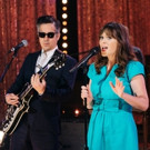 VIDEO: She & Him Perform 'Happy Holiday' on LATE LATE SHOW