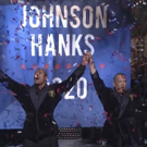 VIDEO: More Poise, Less Noise: Dwayne 'The Rock' Johnson and Tom Hanks Are on the 2020 Presidential Ticket