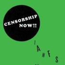 Akashic Books to Release CENSORSHIP NOW!! by Ian F. Svenonius, 11/3
