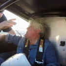VIDEO: Jay Leno Survives Frightening Rollover Car Crash While Filming CNBC Series