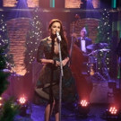 VIDEO: Kacey Musgraves Performs 'Christmas Don't Be Late' on LATE NIGHT