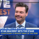VIDEO: Ryan Seacrest Previews Tonight's DICK CLARK'S NEW YEAR'S ROCKIN' EVE