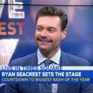 VIDEO: Ryan Seacrest Previews Tonight's DICK CLARK'S NEW YEAR'S ROCKIN' EVE