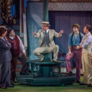 Photo Flash: First Look at Hunter Foster, Elena Shaddow and More in THE MUSIC MAN at The Muny