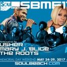 Mary J. Blige, Usher to Headline 17th Annual Soul Beach Music Festival
