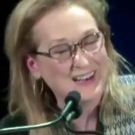 VIDEO: Meryl Streep Sings A Bit of HAMILTON's 'The Room Where It Happens' For Women In The World