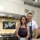 Chef Curtis Stone and Lindsay Price Stone Create BREYERS VANILLA Recipes