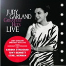 'Judy Garland Greatest Hits Live' Limited Edition Colored Vinyl Out Today