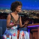 VIDEO: 'THE GREAT COMET's Denee Benton Talks Broadway Debut on 'Late Show'